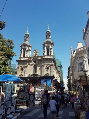 Sehenswürdigkeiten in Buenos Aires