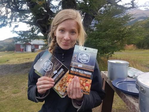 Torres del Paine Tipps: Das Fertigessen macht nicht satt und ist teuer