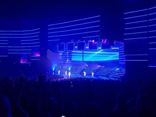 "Las Vegas Tipps: Backstreet Boys Show ""Larger than Life"" in Las Vegas"