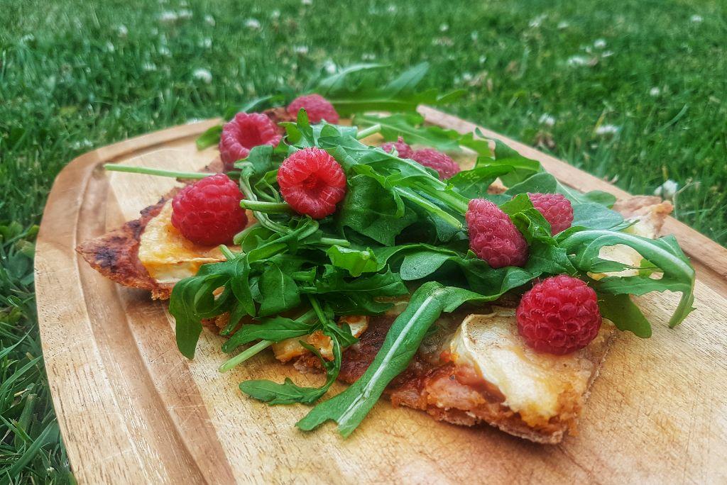 Pizza-Rezept für Lockdown-Beschäftigung