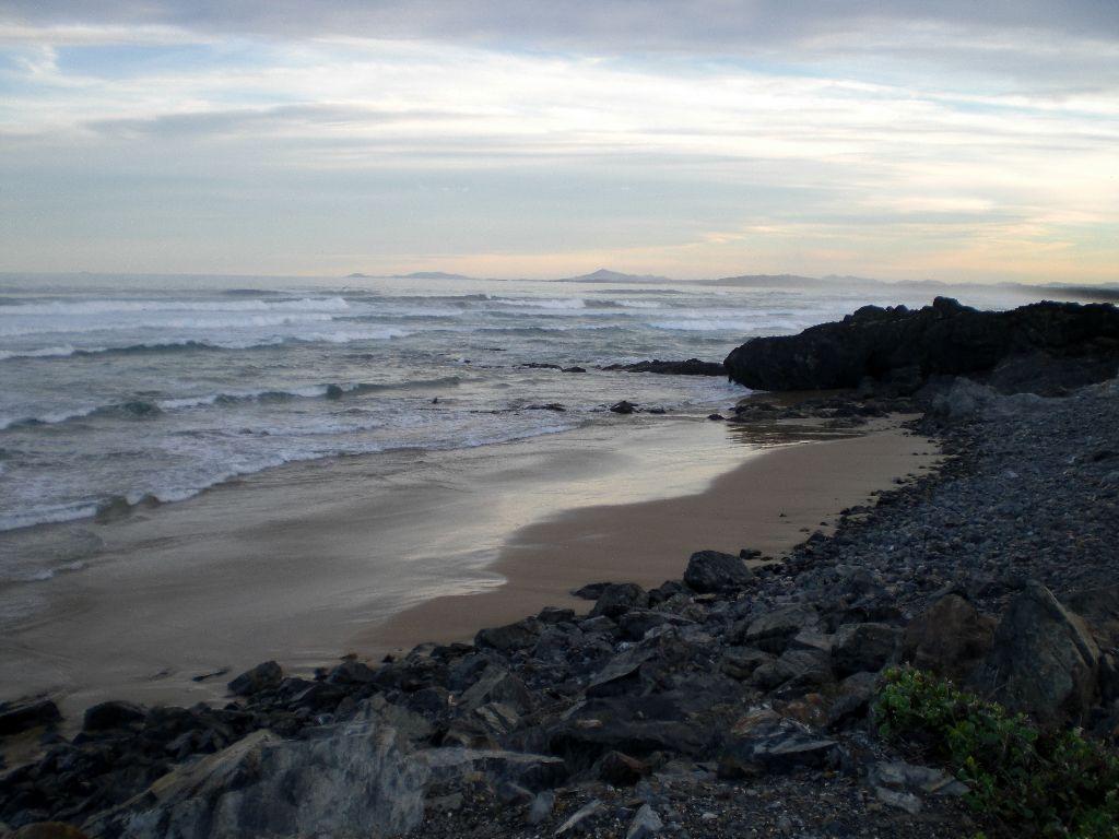 Strand von Coff's Harbour - Sehenswürdigkeiten Australien Ostküste – Reiseroute Australien Ostküste im Überblick