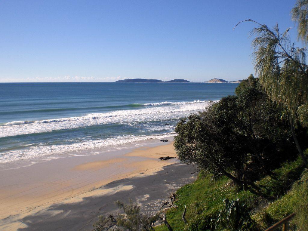 Rainbow Beach - Sehenswürdigkeiten Australien Ostküste – Reiseroute Australien Ostküste im Überblick