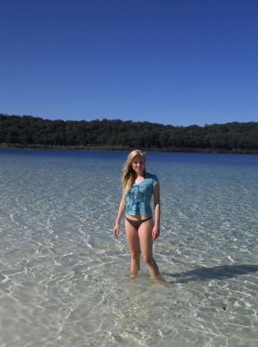Fraser Island ist ein Highlight an der Ostküste