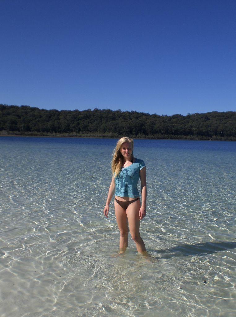 Fraser Island ist ein Highlight an der Ostküste - Sehenswürdigkeiten Australien Ostküste – Reiseroute Australien Ostküste im Überblick