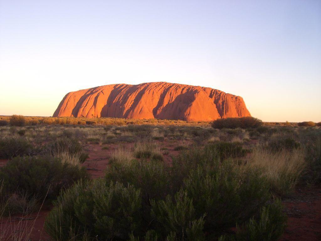 Reiseberichte Australien - Zum Ayers Rock oder auch Uluru