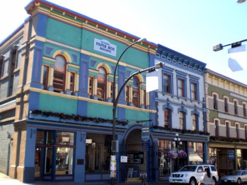 Sehenswürdigkeiten in Victoria: wunderschöne Häuser und Gebäude