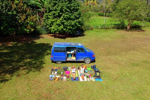 Vanlife in Honduras