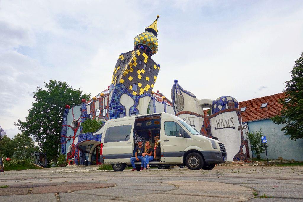 Campervan und Vanlife Deutschland