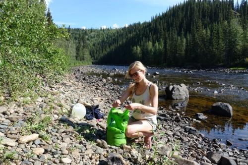 SCRUBBA Washbag - Reise-Equipment für Backpacker - perfektes Geschenk für Reisende