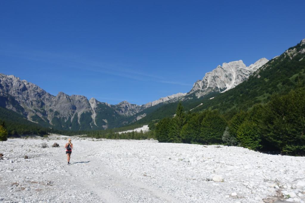 Sehenswürdigkeit auf deiner Reise in Albanien: Theth Nationalpark