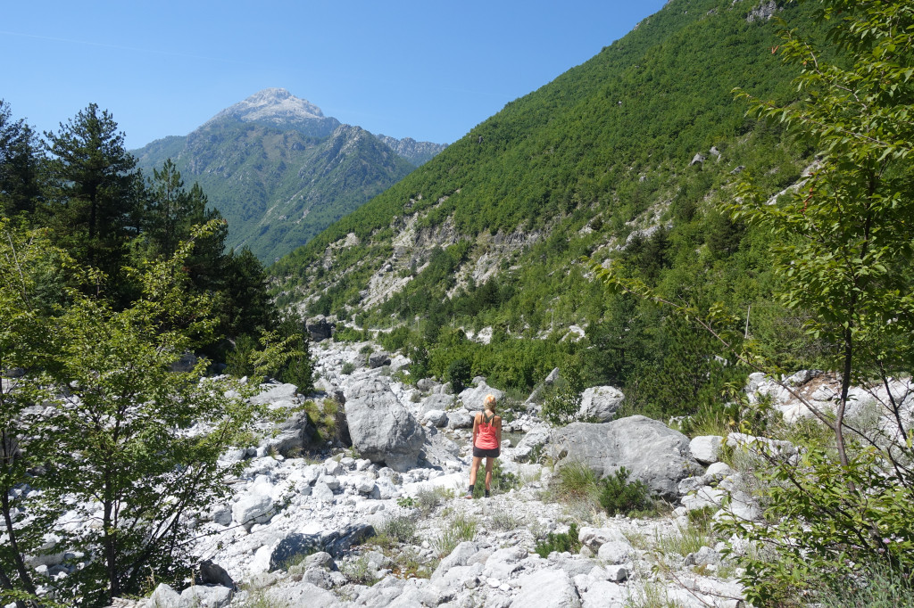 Backpacking in Albanien – Tipps für Wandern im Theth Nationalpark