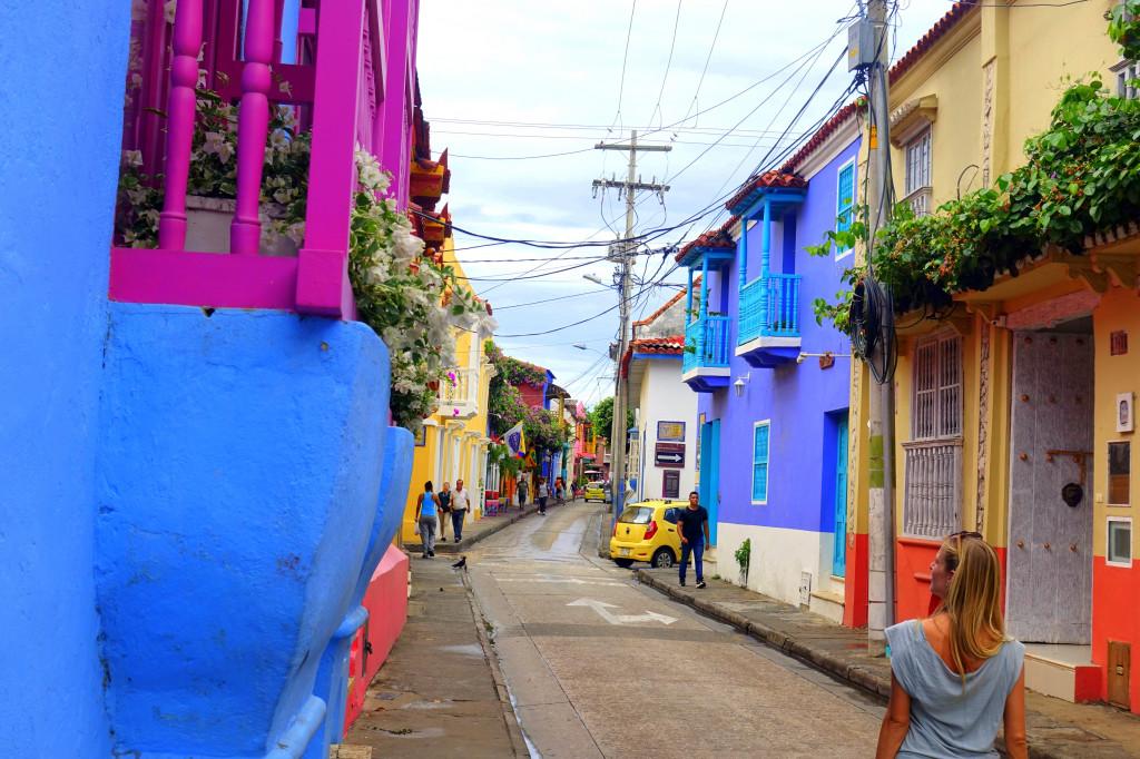 Sehenswürdigkeiten in Kolumbien: das bunte Cartagena