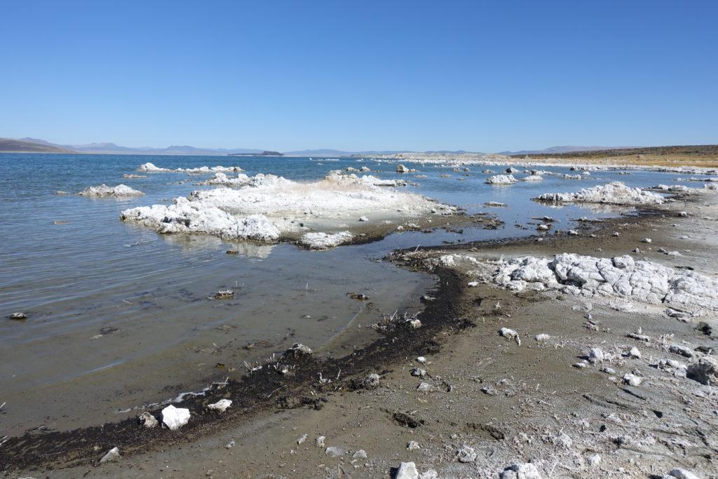 Mono Lake auf deiner Reiseroute in Kalifornien und Nevada