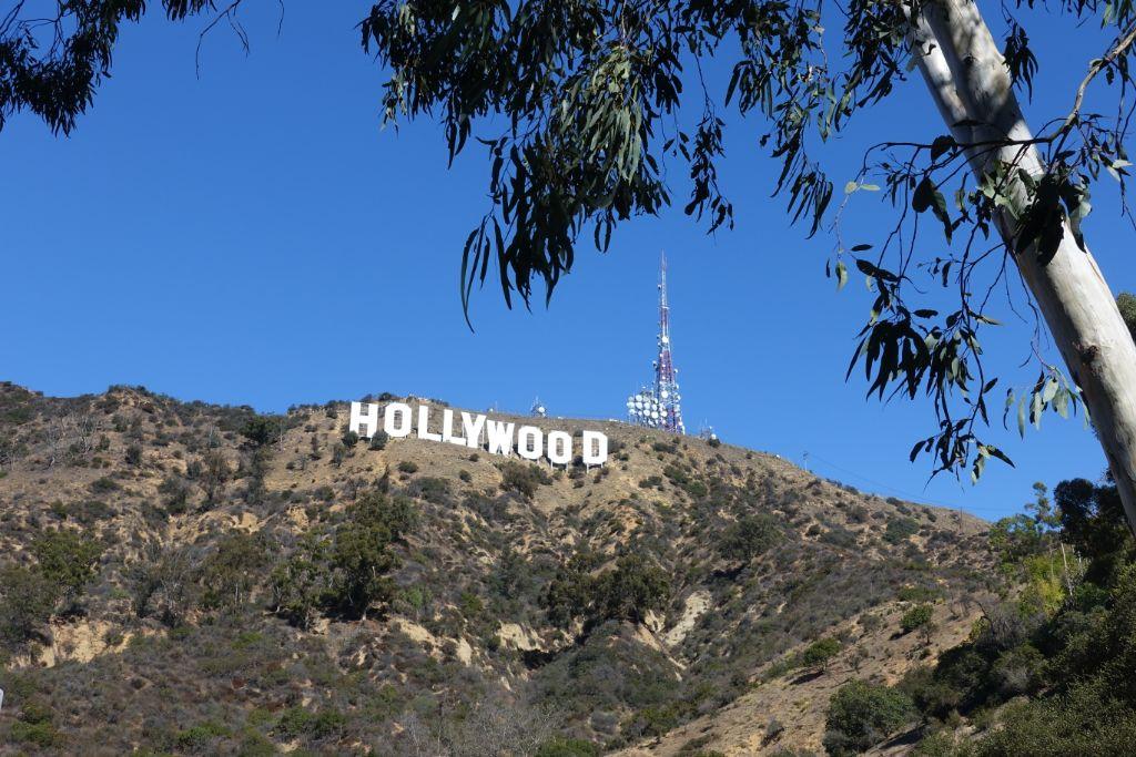 Sehenswürdigkeit in LA: Das Hollywood Sign
