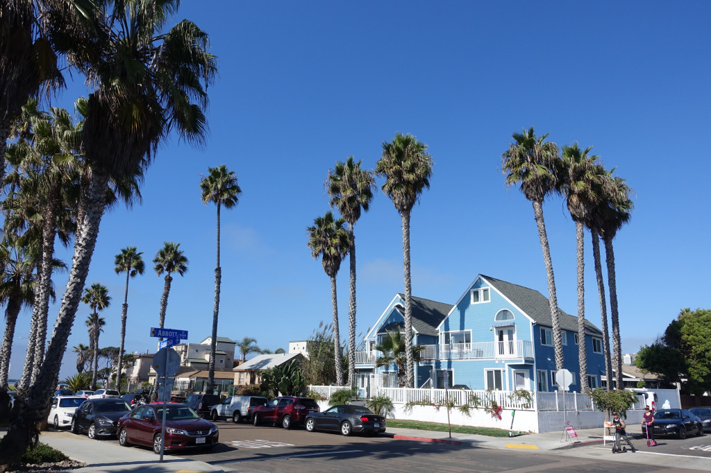 San Diego auf deiner Kalifornien-Reiseroute an der Westküste