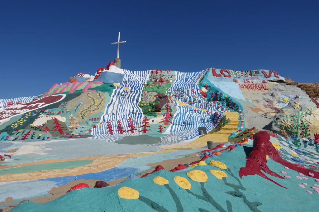 Der Salvation ist eine Sehenswürdigkeit auf deiner Rundreise durch Kalifornien und an der Westküste der USA
