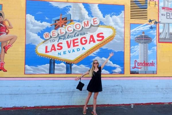 Las Vegas Tipps für Backpacking