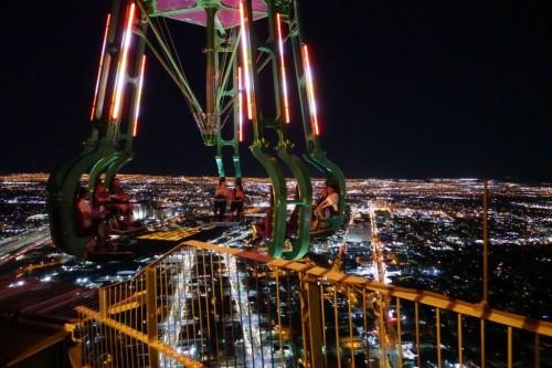 Las Vegas Tipps: bei den Stratosphere Rides und Eintrittspreisen kann man oft sparen