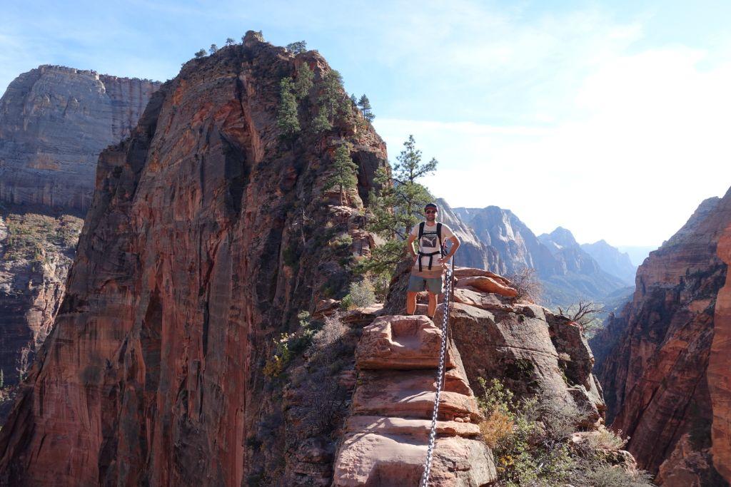 Rundreise USA Westen - Zion Nationalpark - Reiseroute für 3 Wochen
