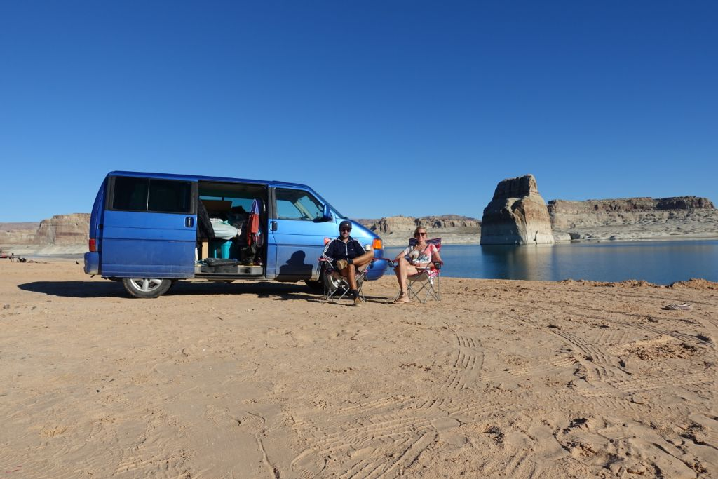 Rundreise USA Westen - Lake Powell - Highlights für 3 Wochen USA Westen Roadtrip