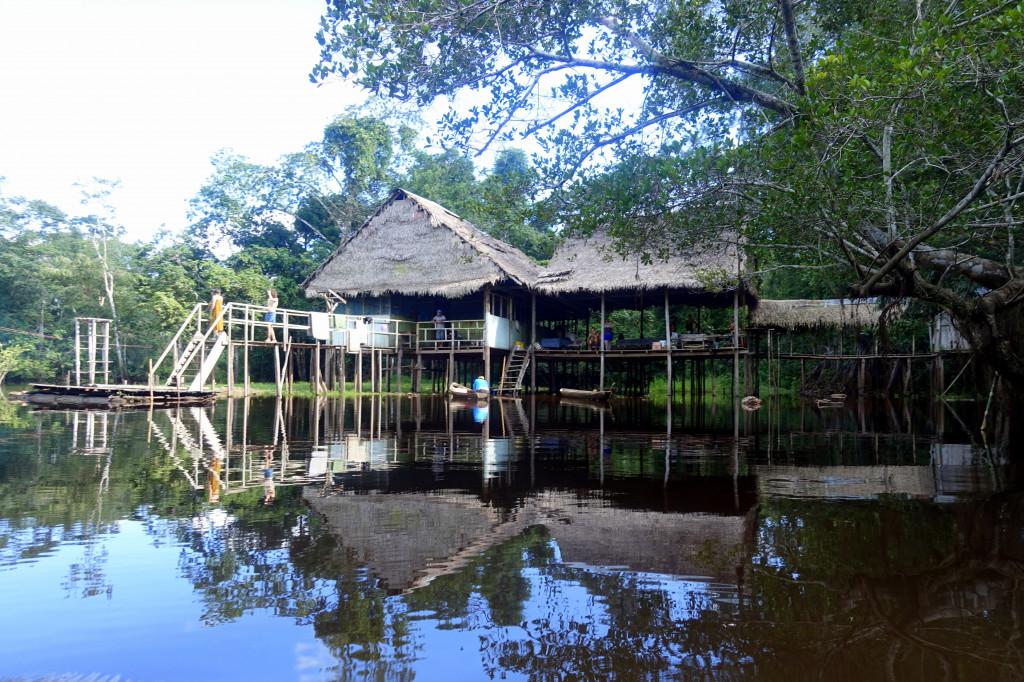 Unterkunft Dschungel-Tour Amazonas Peru