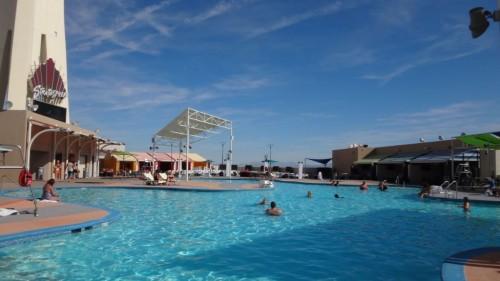 Las Vegas Tipps: kostenlose Hotel-Pools