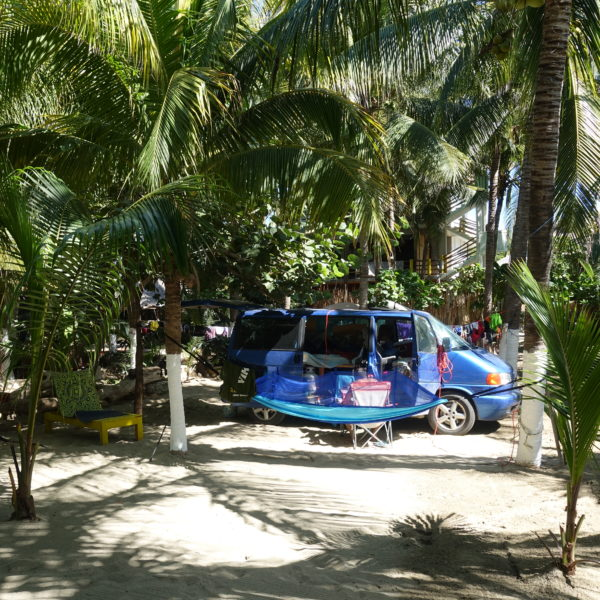 Vanlife in Mexiko - Tipps & Reisebericht