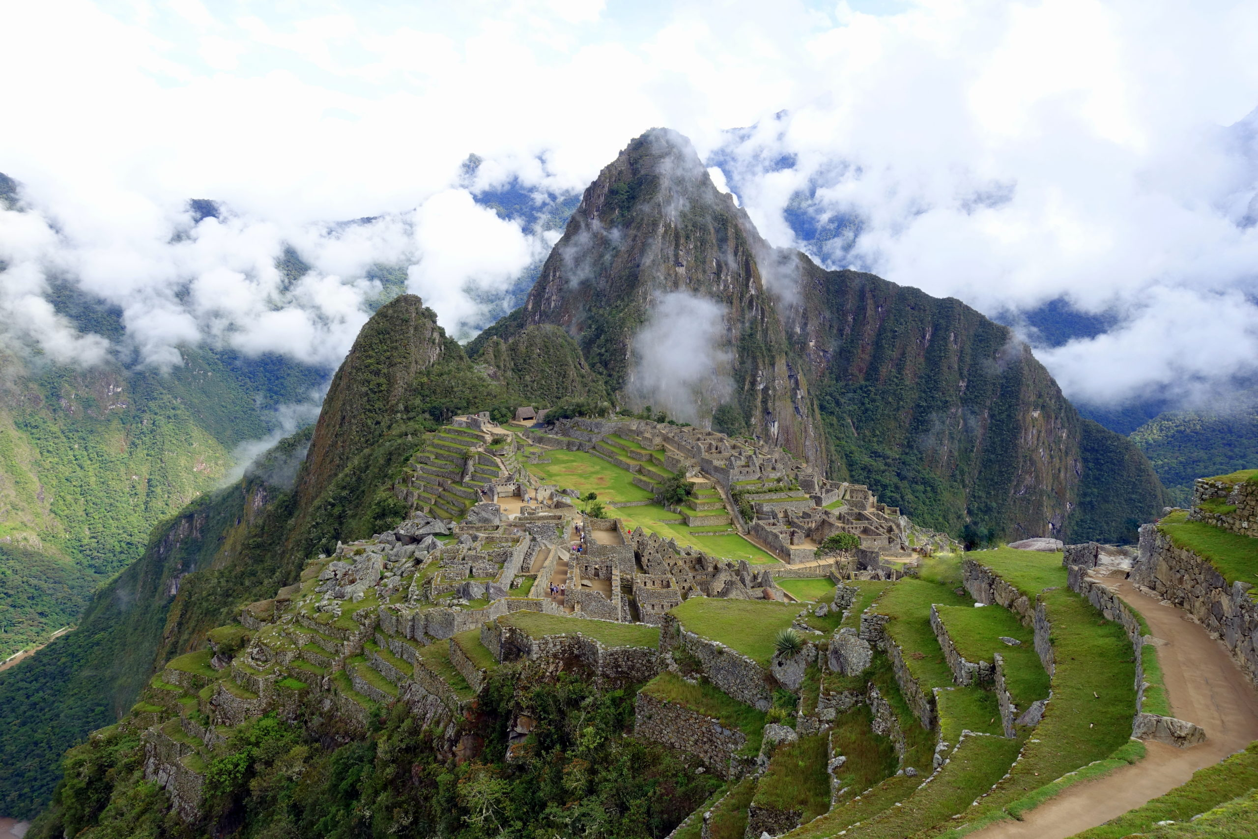 Machu Picchu ist das bekannteste Highlight in Peru