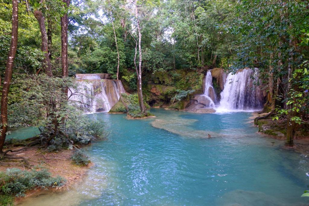 Sehenswürdigkeit in Chiapas: Roberto Barrio Wasserfälle
