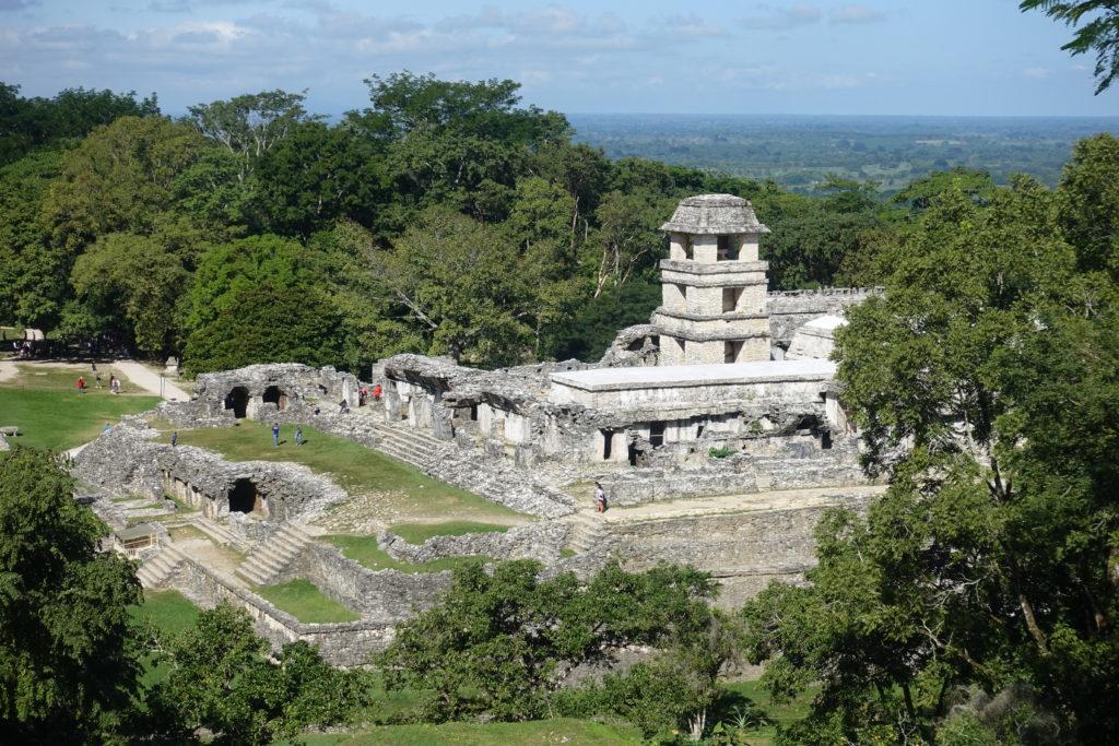 Mexiko-Highlights: Maya-Ruinen im Dschungel von Chiapas: Palenque