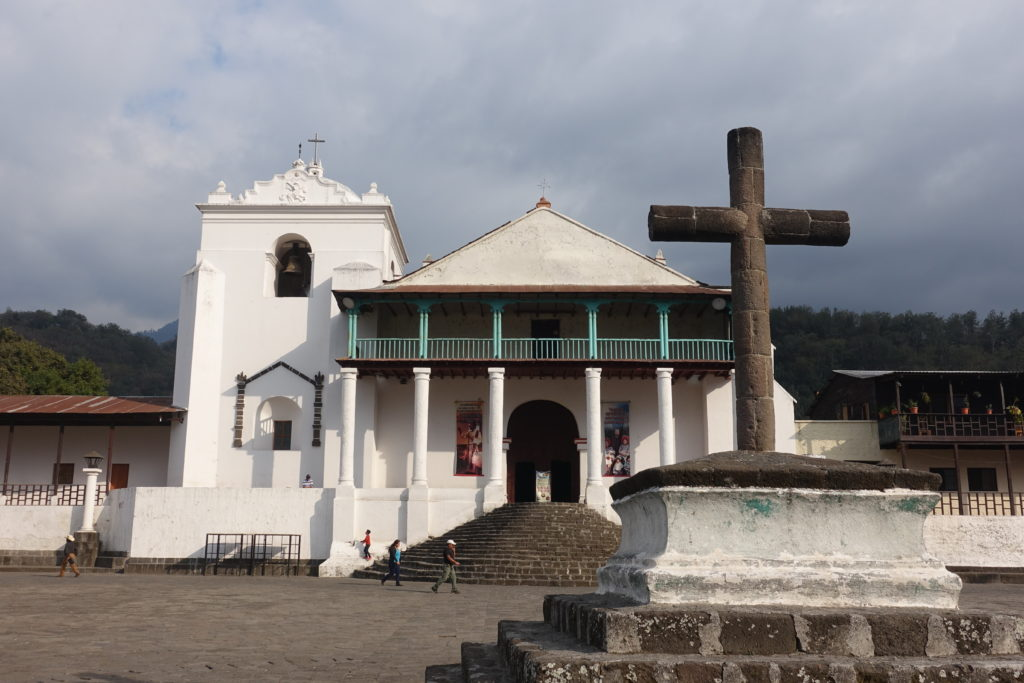 Santiago Atitlán - Guatemala-Reiseroute für Backpacking in Guatemala – unsere Tipps und Sehenswürdigkeiten in Guatemala