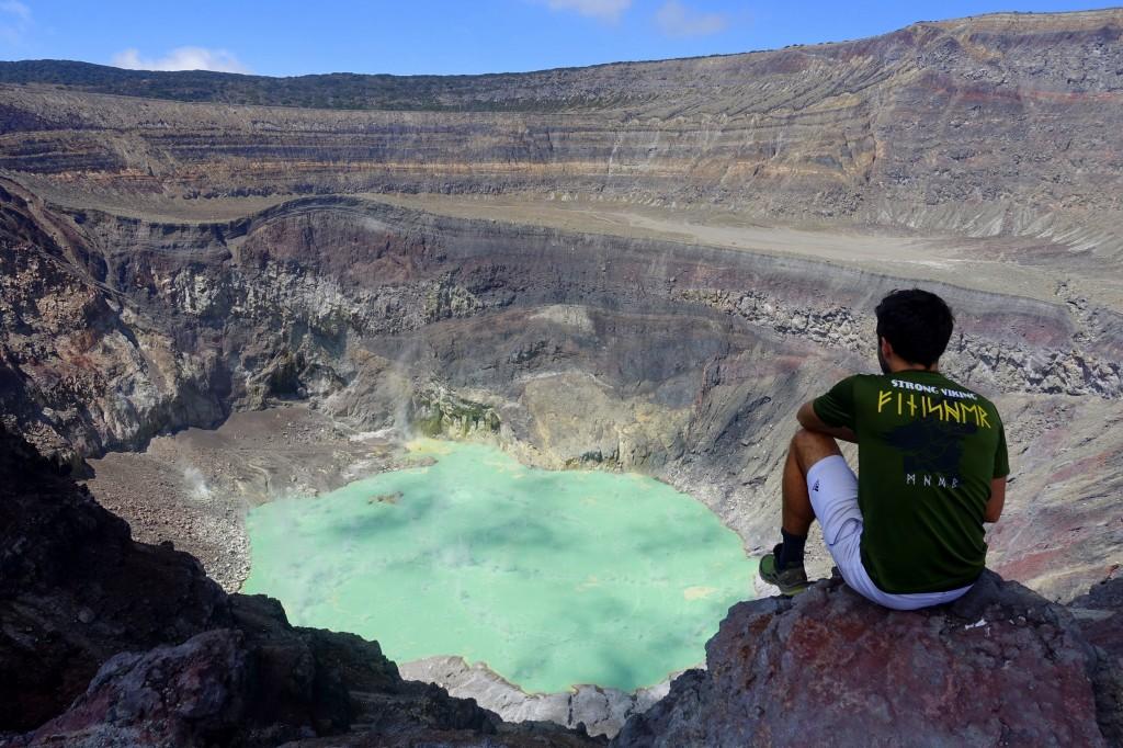 Santa Ana Vulkan in El Salvador darf auf deiner Reiseroute nicht fehlen!