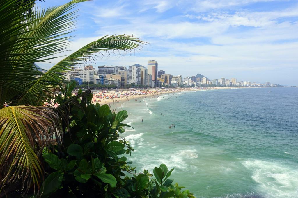 Sehenswürdigkeiten in Rio de Janeiro: die Strände von Ipanema und Leblon
