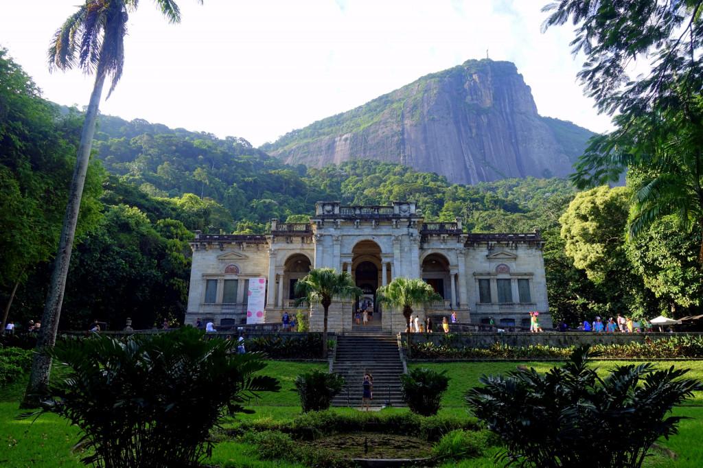 Rio de Janeiro Sehenswürdigkeiten: Parque Lage