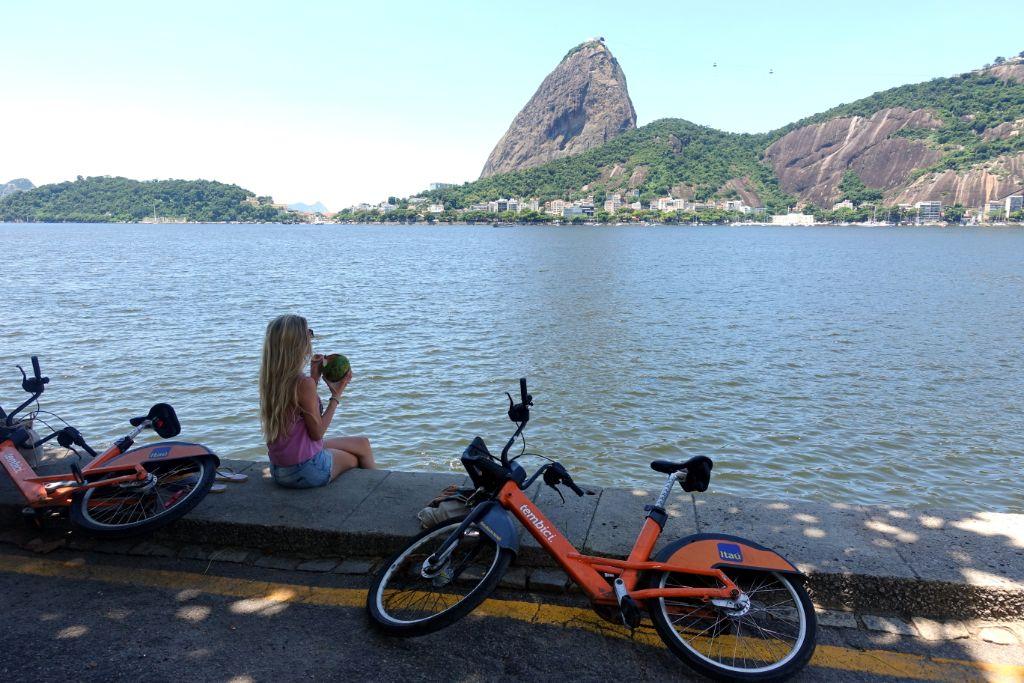 Leih-Fahrräder in Rio de Janeiro (Reisebericht)