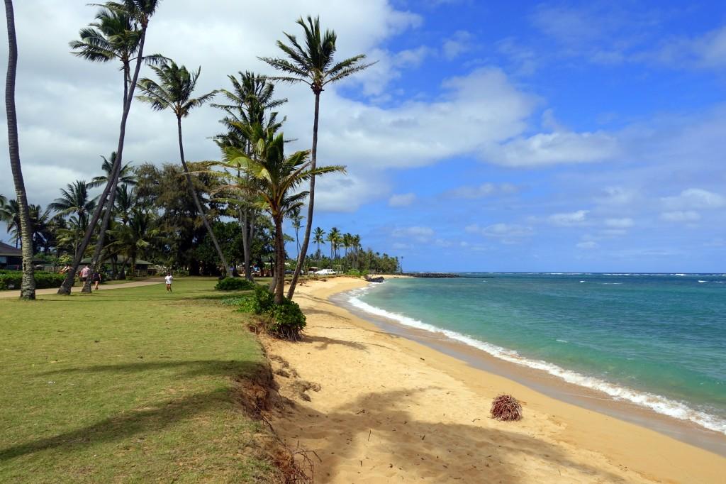 Sehenswürdigkeiten auf Kauai - Coconut Coast auf Kauai