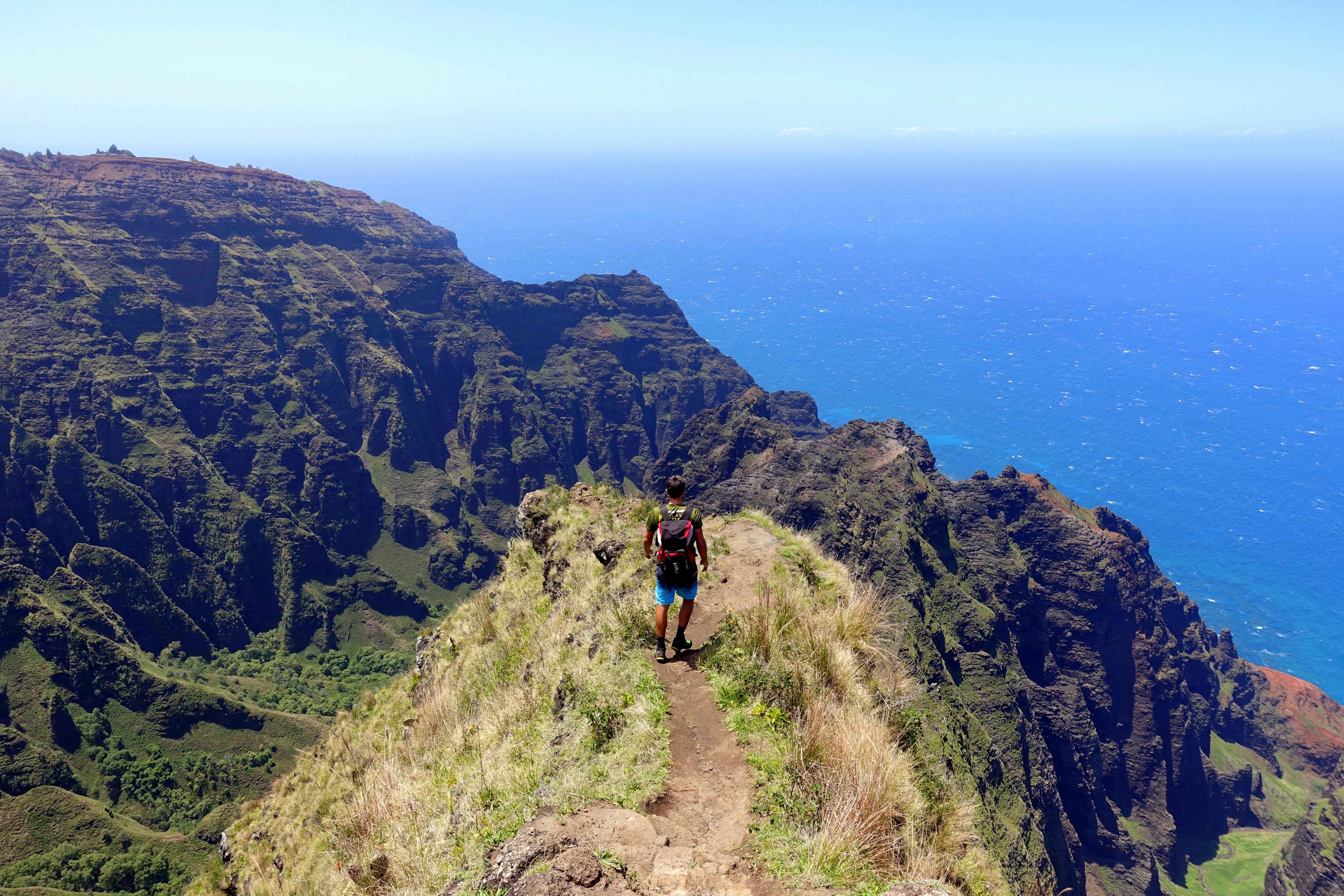 Sehenswürdikeiten auf Kauai - Highlight ist der Kokee Statepark
