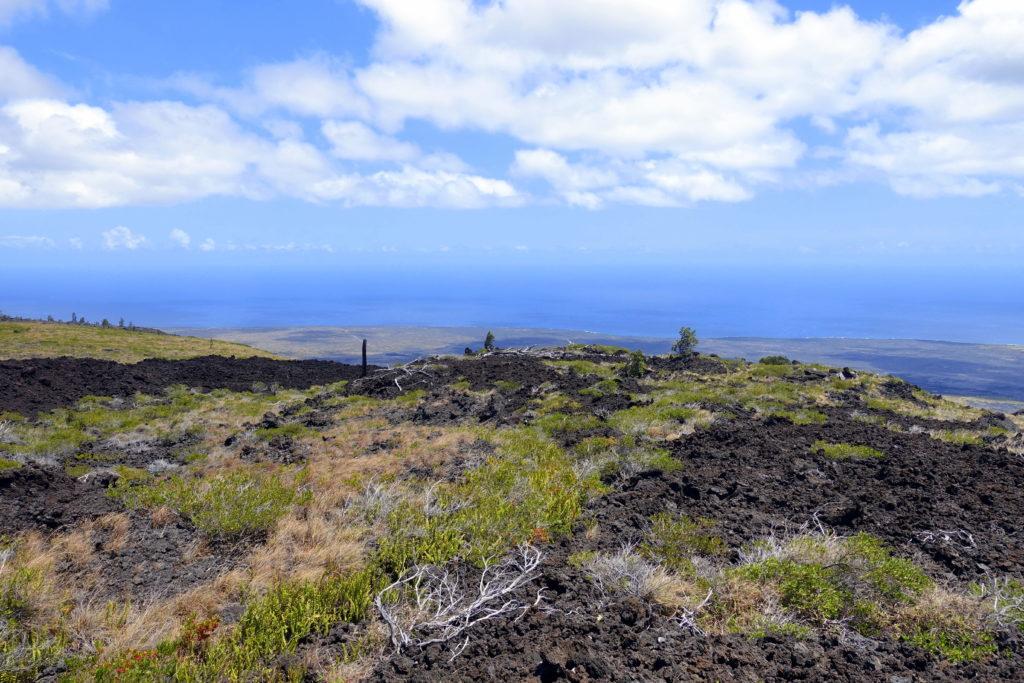 Camping auf Hawaii - Volcanoes Nationalpark auf Big Island
