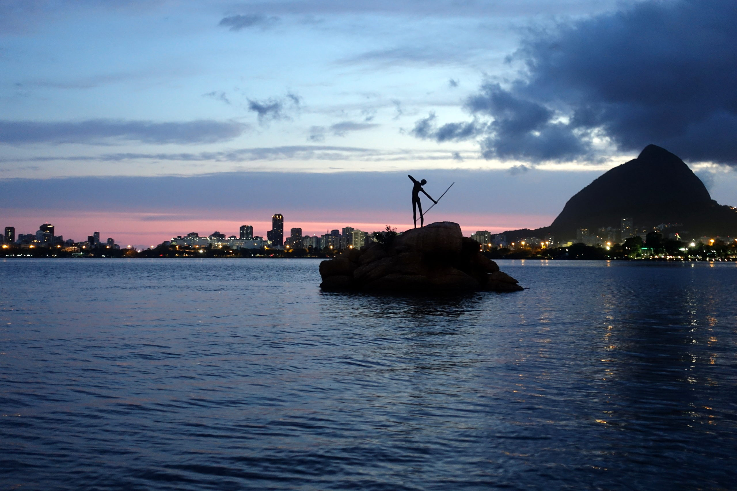 Die Lago gehört zu den Geheimtipps in Rio de Janeiro