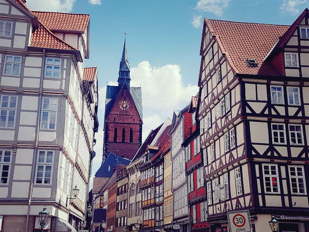 Sehenswürdigkeiten in Hannover: Die Altstadt