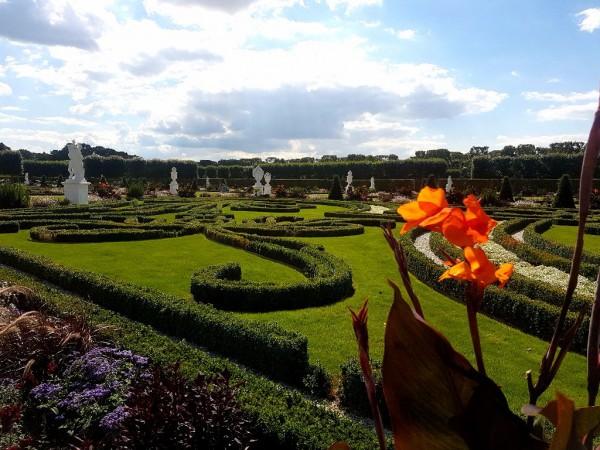 Hannoveraner Sehenswürdigkeit: Der große Garten