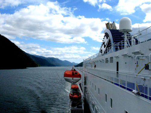 Kanada-Rundreise: Fahrt auf der Inside Passage in Kanada