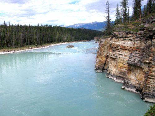 Kanada Rundreise - Jasper Nationalpark - Route für BC und Alberta in Kanada