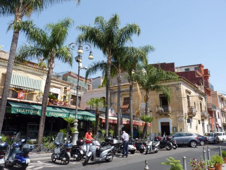 Italien Sizilien - Kurztrip Europa - Kurztrip langes Wochenende und Urlaub Feiertage