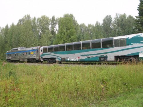 Mit dem Panorama-Zug durch Kanada - Reisebericht von Work Travel Balance