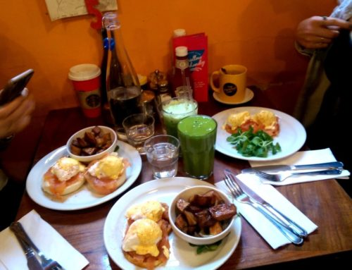 Der Breakfast Club in London ist ein cooles Restaurant mit geheimer Bar
