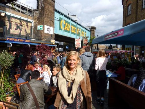 beste Restaurants in London: Streetfood Markt in Camden