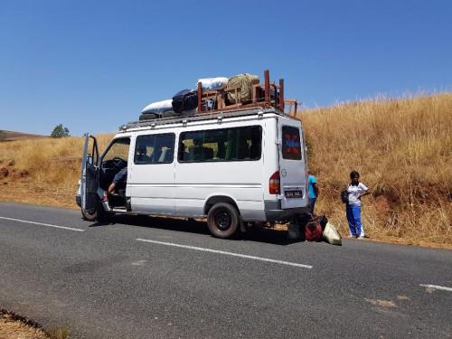 Backpacking in Madagaskar: Reisen mit dem Taxi-Brousse