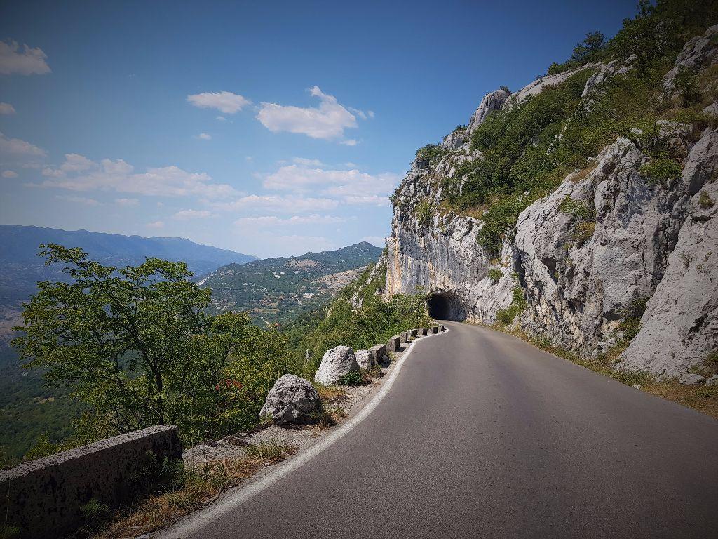 Montenegro-Reisetipps: Bergstraße in Montengro