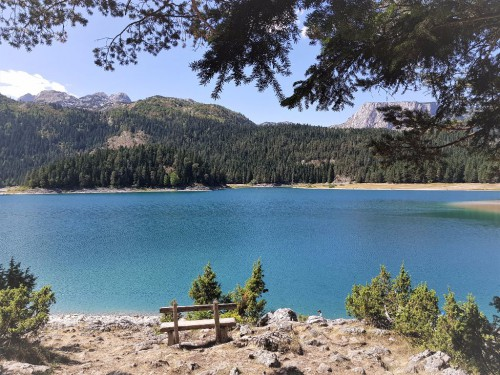 Black Lake im Durmitor Nationalpark